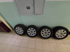 Продам диски с новой резиной на Тойоту Camry 40