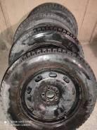 Комплект дисков с резиной 15. Yokohama ice Guard 195/65/15