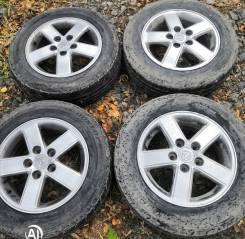 Продам комплект колёс r15 5.114.3