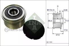 Шкив генератора Mazda 6 2.0 02 INA 535024610 535 0246 10_ 535024610