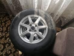 Зимние шины с литьём, 195/70R14