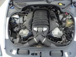Двигатель Porsche Panamera M48.40 2010