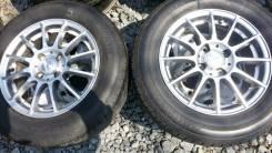 Диски A-Tech Schneider с резиной Bridgestone Nextry 185/65R14