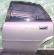 Дверь боковая Chevrolet Lacetti J200 задняя левая Седан