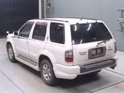 Акпп Nissan Terrano Regulus JTR50 ZD30DDTI