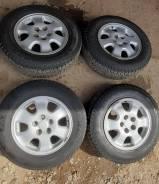 Продам комплект колес 16