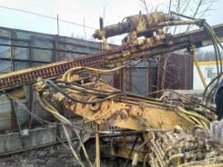 Bauer. Буровая установка UBW-04 на гусеничном ходу