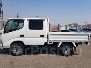 Toyota Dyna. Тойота Дюна Полная пошлина, 2 500куб. см., 1 250кг., 4x4