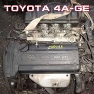 Двигатель Toyota 4A-GE контрактный | Установка Гарантия