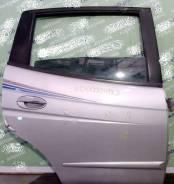 Дверь боковая Chevrolet Rezzo задняя правая