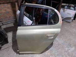 Дверь задняя левая Toyota Platz SCP-11