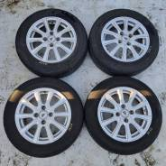 Комплект летних колес 165/70 R14 на литье №7556
