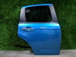 Дверь боковая Citroen C3 задняя правая