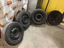 Комплект летних колес 4x100 R14 Bridgestone Ecopia