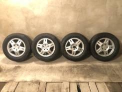 Оригинальные колеса на Гелендваген