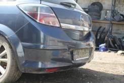 Opel Astra H GTC бампер задний