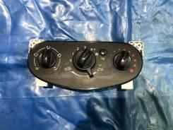 Блок управления отопителем Renault Logan 2006-2014 [6001551800]