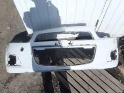 Бампер передний, Chevrolet Aveo (T300) 2011> [96694757]