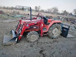 Hinomoto N239. Продается трактор в г. Дальнереченске, 24,00л.с.