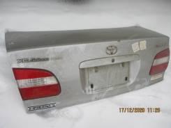 Крышка багажника Тойота Toyota Corolla XE saloon Limited