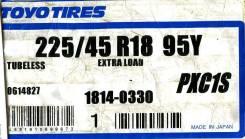 Toyo Proxes C1S, 225/45 R18 95Y
