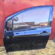 Дверь передняя левая Toyota Vitz KSP90