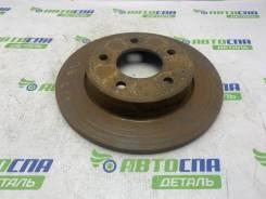 Диск тормозной Mazda 3 Bl 2010 [C24Y3325XC9A] Седан Бензин, задний C24Y3325XC9A