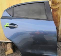 Дверь Mazda Demio 2015, DJ3FS, правая задняя в Уссурийске.