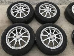 175/65 R15 Dunlop WM02 литые диски 4х100 (L37-1501)