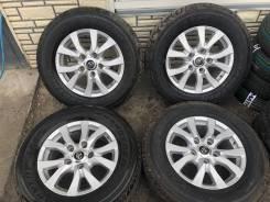 Оригинальные колеса в сборе на Toyota Land Cruiser 200 2015-2021 г. в