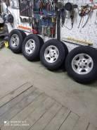 Комплект колёс на TLC80