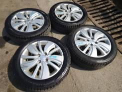 Комплект зимних колес на литье.185 55 R16 Без пр. по РФ ZD-4