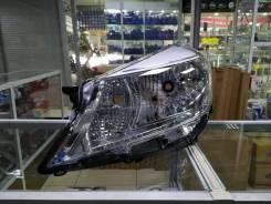 Фара Toyota Vitz 2010-14, левая