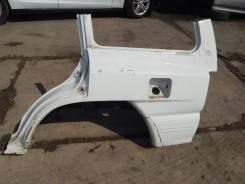 Крыло заднее левое на Mitsubishi Pajero SNOW Athlete V45W(2)
