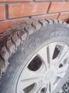 Продам комплект зимних колёс в сборе