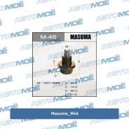 Пробка поддона магнитная M12X1.25 Masuma M46