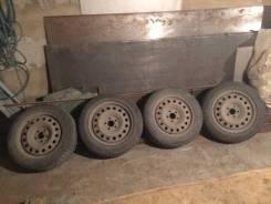 Продам 4 зимних колеса