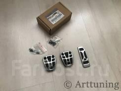Накладка на педаль. Renault Access Honda Fit, GK3, GK4, GK5, GK6