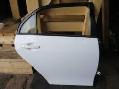 Дверь правая задняя Toyota Corolla Axio NZE141, 1NZ-FE