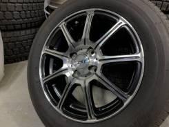 LCZ inter R15 4*100 6j et50 + 185/60R15 Bridgestone Ecopia ep150