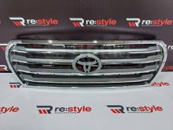 Решетка радиатора Toyota Land Cruiser (J200) 12-15 год Brownstone сер