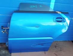 Дверь задняя левая в сборе [цвет - 02C] Subaru Impreza GGA #2