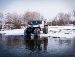Sever Trucks. Снегоболотоход Север-трак Профи 3380, 2 500куб. см., 1 100кг., 2 650кг.