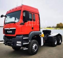 MAN TGS. Продается новый Седельный тягач 33.540 в Хабаровске, 33 000кг., 6x6. Под заказ