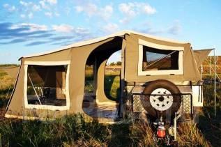 Легковой прицеп палатка категоря Б. Г/п: 980кг., масса: 1 500кг.