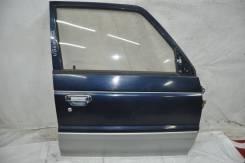 Дверь передняя правая Mitsubishi Pajero XR-2 V26WG, 4M40, 1997 г.