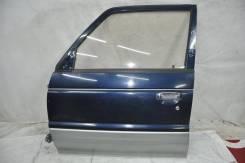 Дверь передняя левая Mitsubishi Pajero XR-2 V26WG, 4M40, 1997 г.