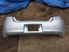 Бампер задний Toyota Vitz SCP90