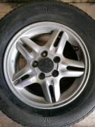 Литой диск с шиной Honda cr-v