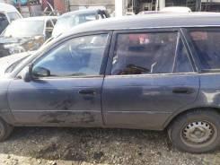 Дверь задняя левая Toyota Corolla ee104 5efe